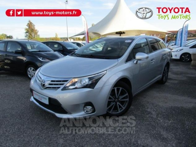 Toyota AVENSIS 124 D-4D SkyView Limited Edition GRIS CLAIRE Occasion - 0