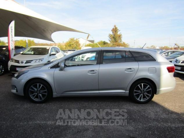 Toyota AVENSIS 124 D-4D SkyView Limited Edition GRIS CLAIRE Occasion - 4