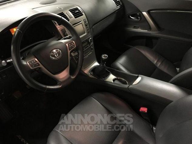Toyota AVENSIS 150 D-4D Lounge 4p NOIR Occasion - 4
