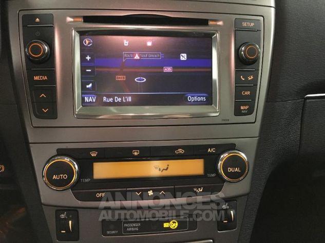 Toyota AVENSIS 150 D-4D Lounge 4p NOIR Occasion - 6