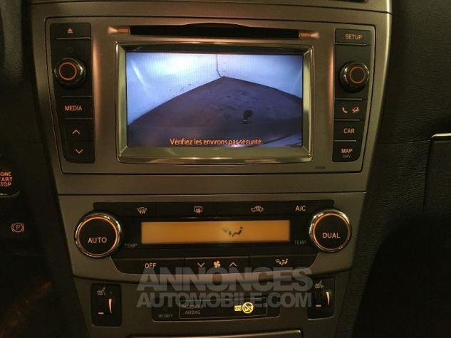 Toyota AVENSIS 150 D-4D Lounge 4p NOIR Occasion - 7