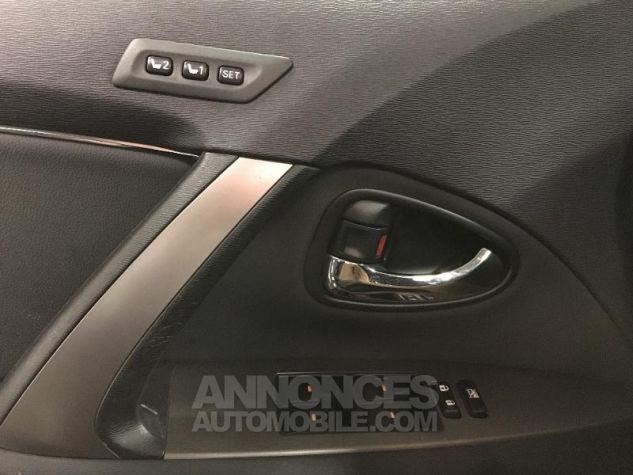 Toyota AVENSIS 150 D-4D Lounge 4p NOIR Occasion - 9