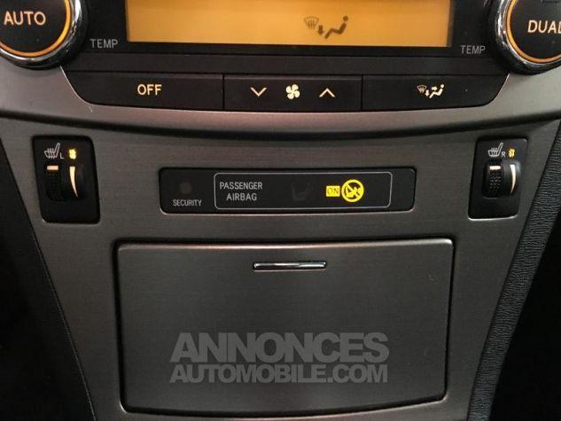 Toyota AVENSIS 150 D-4D Lounge 4p NOIR Occasion - 12