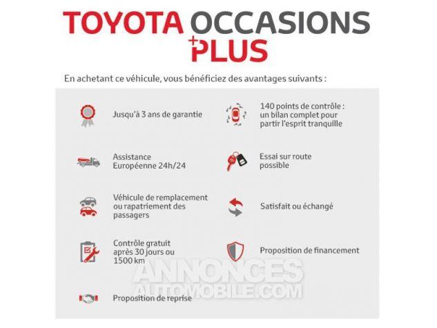 Toyota AVENSIS 150 D-4D Lounge 4p NOIR Occasion - 18
