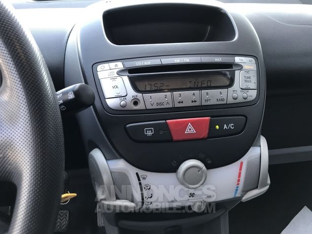 Toyota AYGO 1.0 VVT-I 68CH CONFORT 5P Bleu Occasion - 3