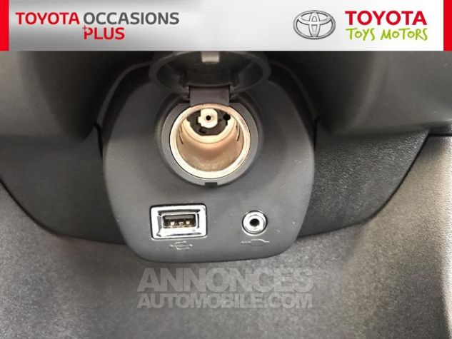 Toyota AYGO 1.0 VVT-i 69ch x-play 3p 3p0 Rouge Chilien Occasion - 15