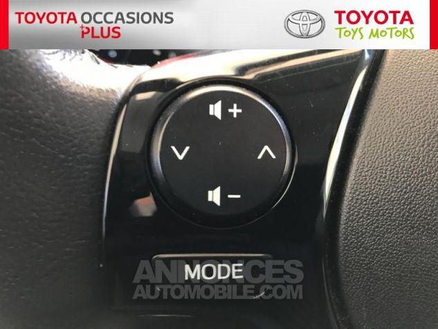 Toyota AYGO 1.0 VVT-i 69ch x-play 5p Blanc Occasion - 9