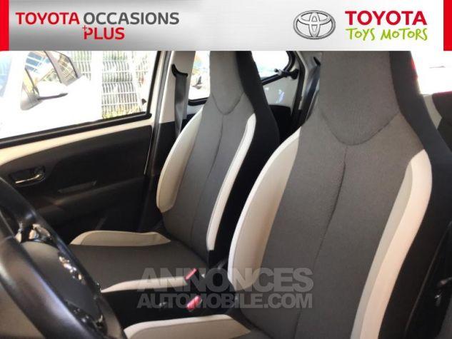 Toyota AYGO 1.0 VVT-i 69ch x-play 5p Blanc Occasion - 12