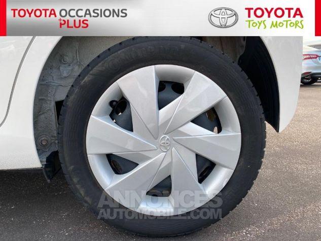 Toyota AYGO 1.0 VVT-i 69ch x-play 5p Blanc Occasion - 3