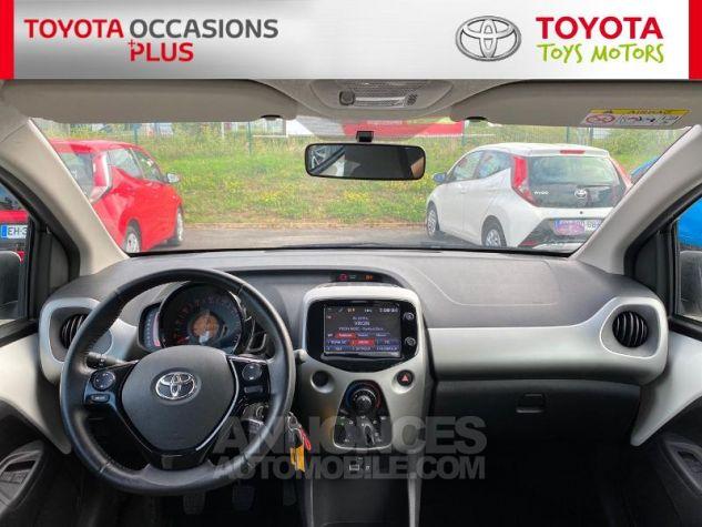Toyota AYGO 1.0 VVT-i 69ch x-play 5p Blanc Occasion - 4