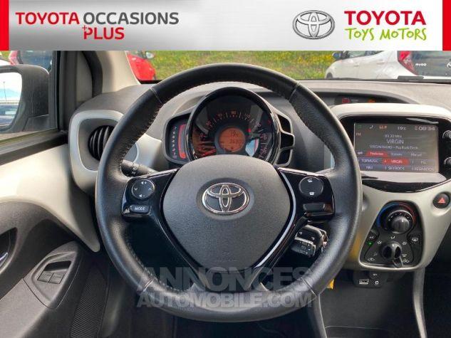 Toyota AYGO 1.0 VVT-i 69ch x-play 5p Blanc Occasion - 5