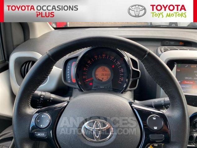Toyota AYGO 1.0 VVT-i 69ch x-play 5p Blanc Occasion - 7