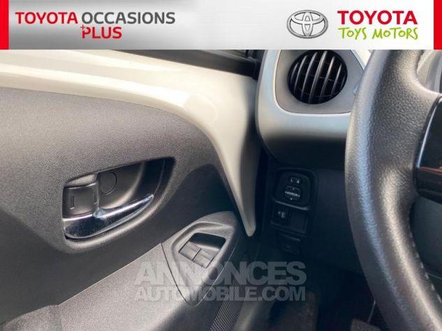 Toyota AYGO 1.0 VVT-i 69ch x-play 5p Blanc Occasion - 11