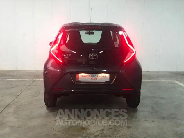 Toyota AYGO 1.0 VVT-i 72ch x-black 3p Gris Eclipse Occasion - 4