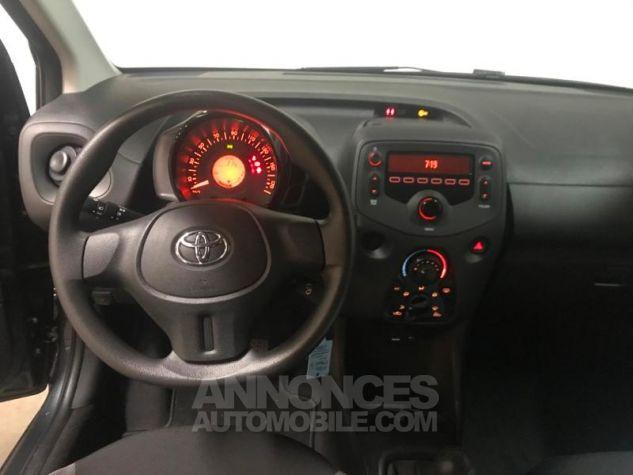 Toyota AYGO 1.0 VVT-i 72ch x-black 3p Gris Eclipse Occasion - 7