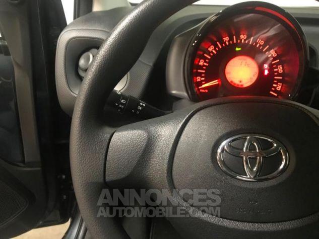 Toyota AYGO 1.0 VVT-i 72ch x-black 3p Gris Eclipse Occasion - 8
