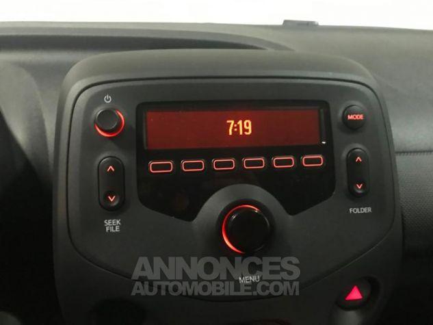 Toyota AYGO 1.0 VVT-i 72ch x-black 3p Gris Eclipse Occasion - 10