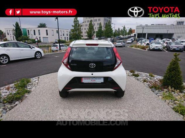 Toyota AYGO 1.0 VVT-i 72ch x-play 3p Blanc Pur Occasion - 3