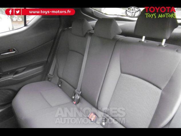 Toyota C-HR 1.2 Turbo 116ch Edition 2WD Noir Neuf - 8