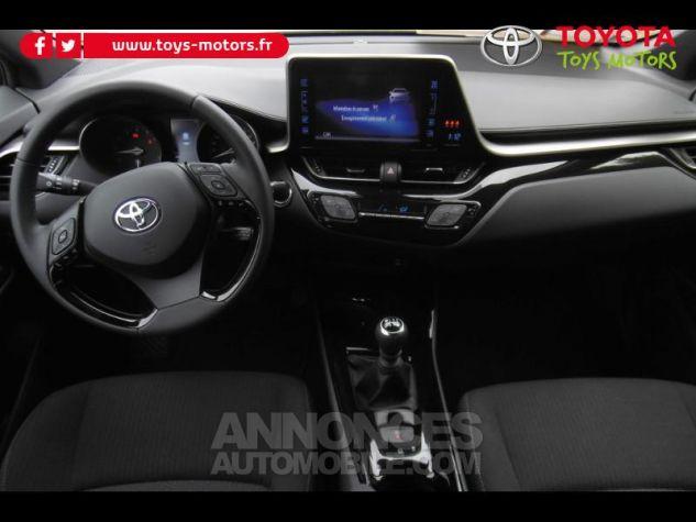Toyota C-HR 1.2 Turbo 116ch Edition 2WD Noir Neuf - 10