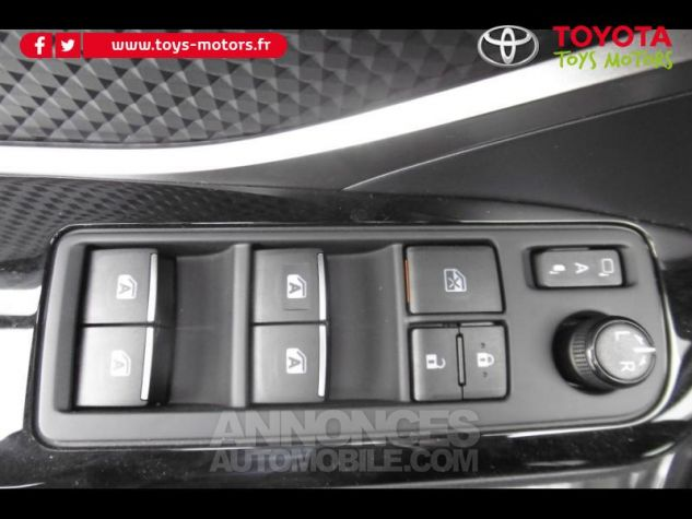 Toyota C-HR 1.2 Turbo 116ch Edition 2WD Noir Neuf - 11