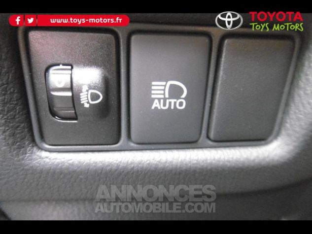 Toyota C-HR 1.2 Turbo 116ch Edition 2WD Noir Neuf - 12