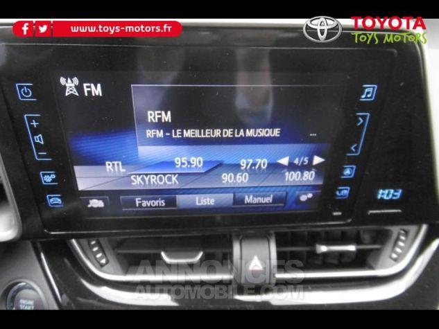 Toyota C-HR 1.2 Turbo 116ch Edition 2WD Noir Neuf - 15