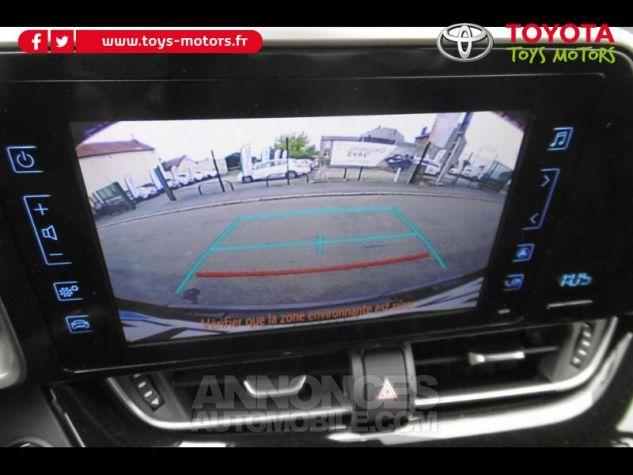 Toyota C-HR 1.2 Turbo 116ch Edition 2WD Noir Neuf - 16