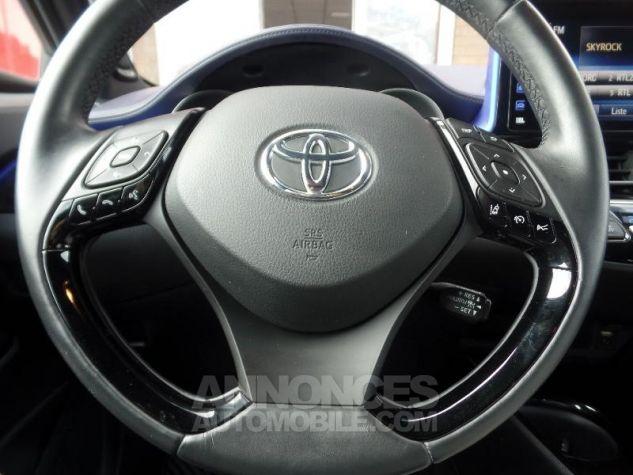Toyota C-HR 1.2 Turbo 116ch Graphic 2WD Gris Platinium Occasion - 14
