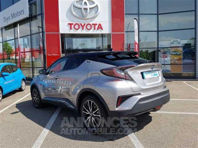 Toyota C-HR 122h Collection 2WD E-CVT Bi-Ton Gris Platinium / Toit N Occasion - 1