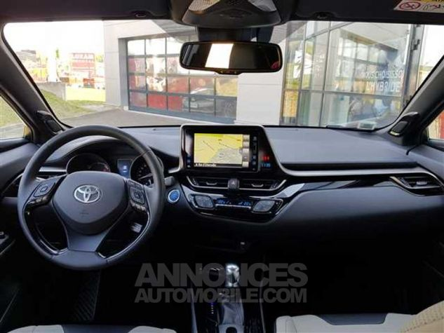 Toyota C-HR 122h Collection 2WD E-CVT Bi-Ton Gris Platinium / Toit N Occasion - 5