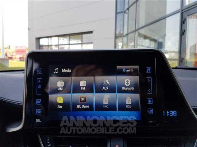 Toyota C-HR 122h Collection 2WD E-CVT Bi-Ton Gris Platinium / Toit N Occasion - 9