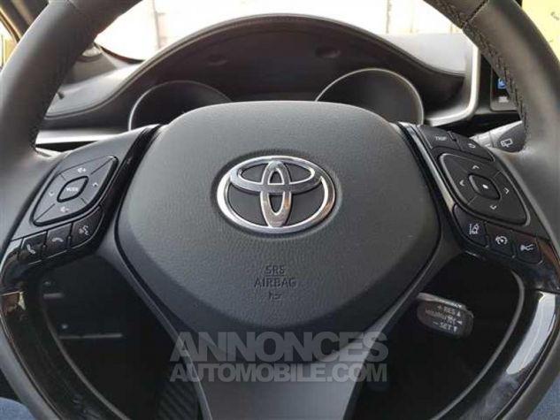 Toyota C-HR 122h Collection 2WD E-CVT Bi-Ton Gris Platinium / Toit N Occasion - 13