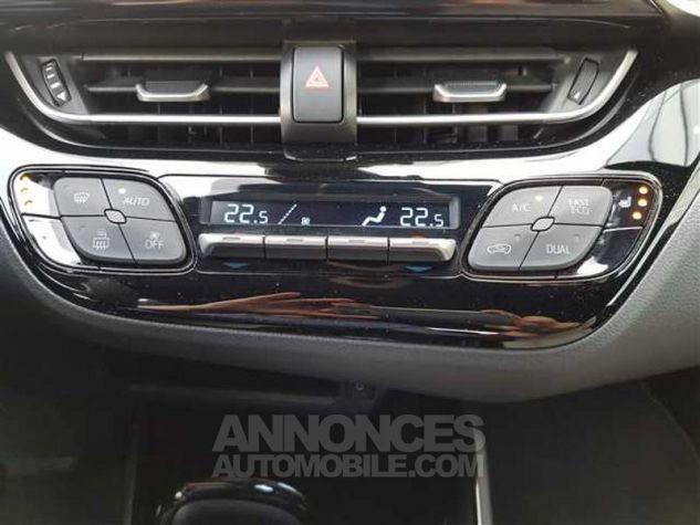 Toyota C-HR 122h Collection 2WD E-CVT Bi-Ton Gris Platinium / Toit N Occasion - 16