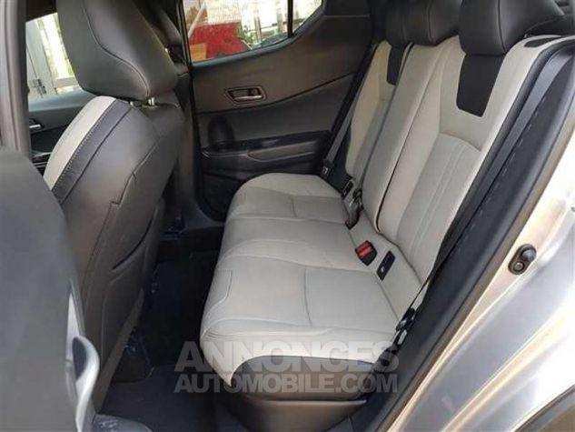 Toyota C-HR 122h Collection 2WD E-CVT Bi-Ton Gris Platinium / Toit N Occasion - 17