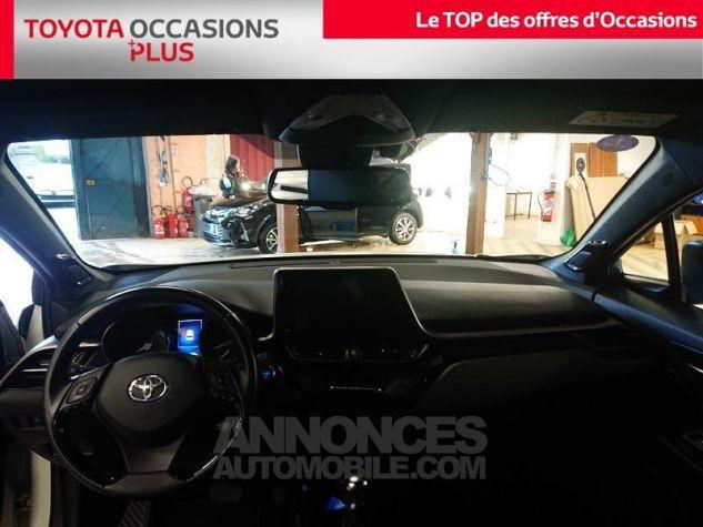 Toyota C-HR 122h Collection 2WD E-CVT RC18 Bi Ton Blanc Nacre Occasion - 5