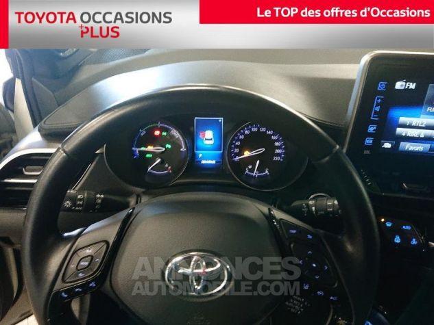 Toyota C-HR 122h Collection 2WD E-CVT RC18 Bi Ton Blanc Nacre Occasion - 7