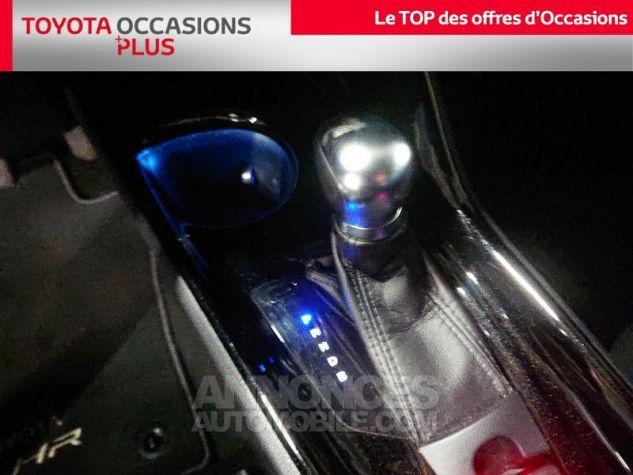 Toyota C-HR 122h Collection 2WD E-CVT RC18 Bi Ton Blanc Nacre Occasion - 8