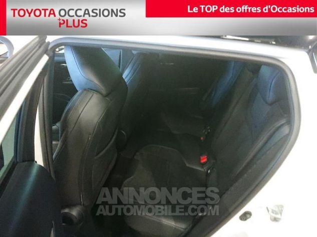 Toyota C-HR 122h Collection 2WD E-CVT RC18 Bi Ton Blanc Nacre Occasion - 12