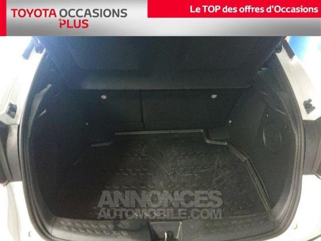 Toyota C-HR 122h Collection 2WD E-CVT RC18 Bi Ton Blanc Nacre Occasion - 13