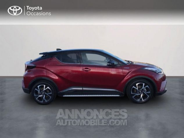 Toyota C-HR 122h Collection 2WD E-CVT RC18 Rouge Allure Occasion - 2