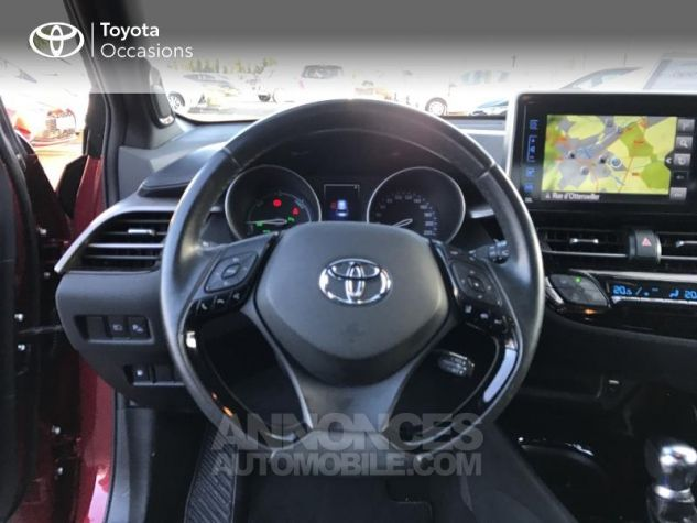 Toyota C-HR 122h Collection 2WD E-CVT RC18 Rouge Allure Occasion - 5