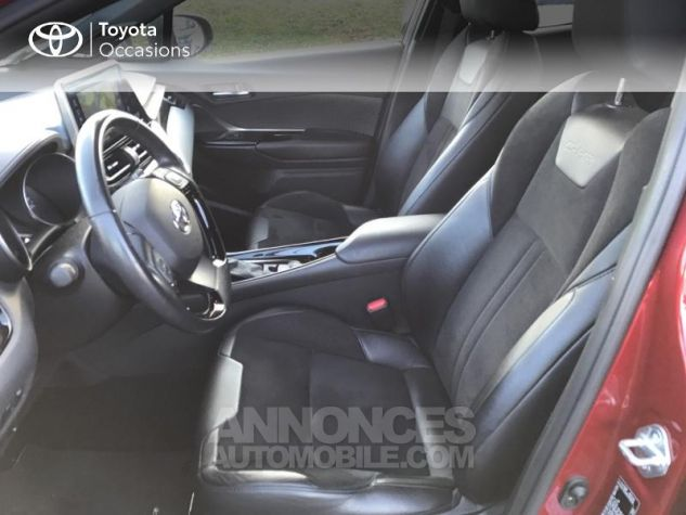 Toyota C-HR 122h Collection 2WD E-CVT RC18 Rouge Allure Occasion - 12
