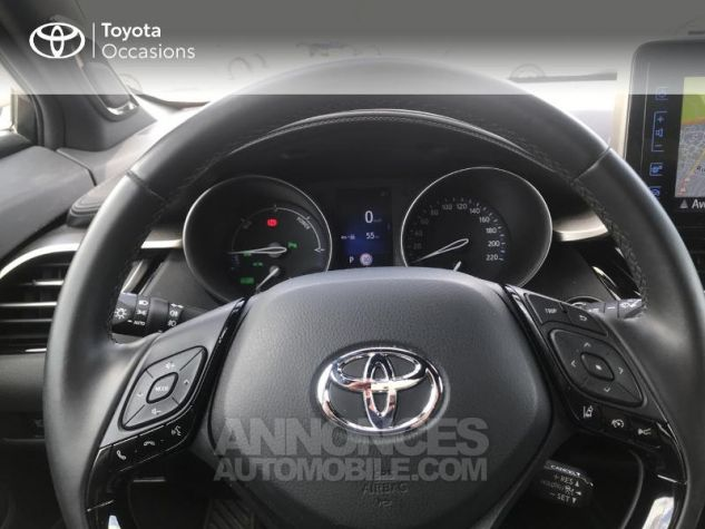Toyota C-HR 122h Collection 2WD E-CVT RC18 Rouge Occasion - 7