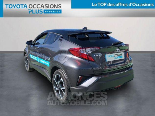 Toyota C-HR 122h Design 2WD E-CVT RC18 BI TON GRIS ATLAS Occasion - 1