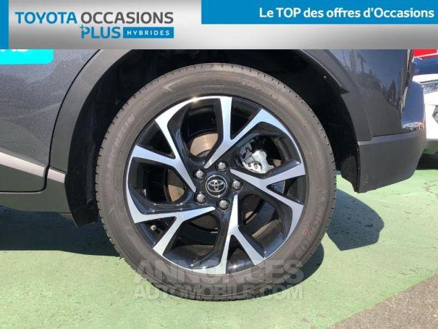 Toyota C-HR 122h Design 2WD E-CVT RC18 BI TON GRIS ATLAS Occasion - 3