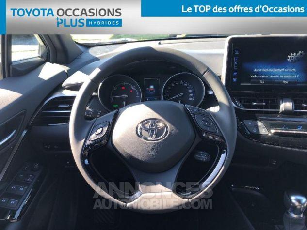 Toyota C-HR 122h Design 2WD E-CVT RC18 BI TON GRIS ATLAS Occasion - 5