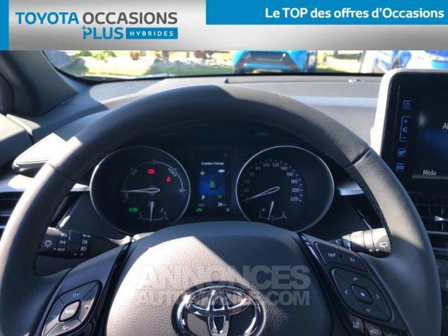 Toyota C-HR 122h Design 2WD E-CVT RC18 BI TON GRIS ATLAS Occasion - 7