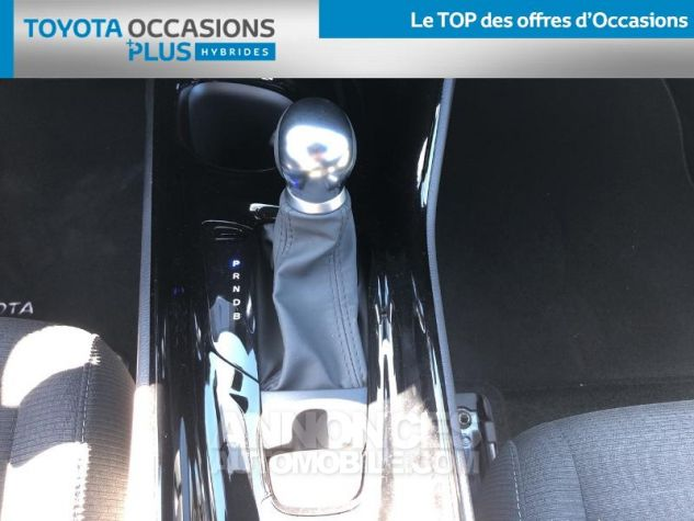 Toyota C-HR 122h Design 2WD E-CVT RC18 BI TON GRIS ATLAS Occasion - 8