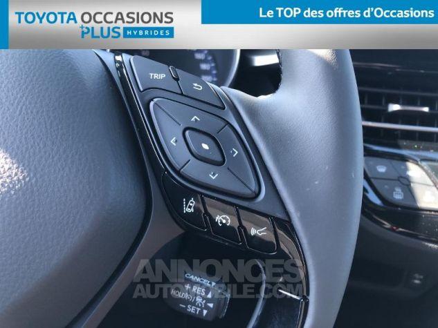 Toyota C-HR 122h Design 2WD E-CVT RC18 BI TON GRIS ATLAS Occasion - 9